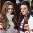 Cheryl Cole in Coronation Street for Text Santa