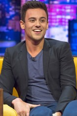Tom Daley talks to Jonathan Ross about his boyfriend