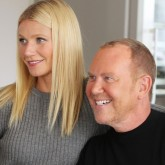 Gwyneth Paltrow and Michael Kors prepare for Christmas