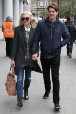 Fearne Cotton is all smiles with Jessie Wood