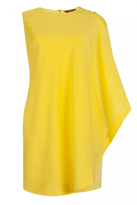Ted Baker Bolty Asymmetrical Draped Tunic