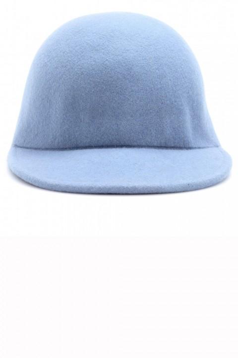 Stella McCartney powder blue hat