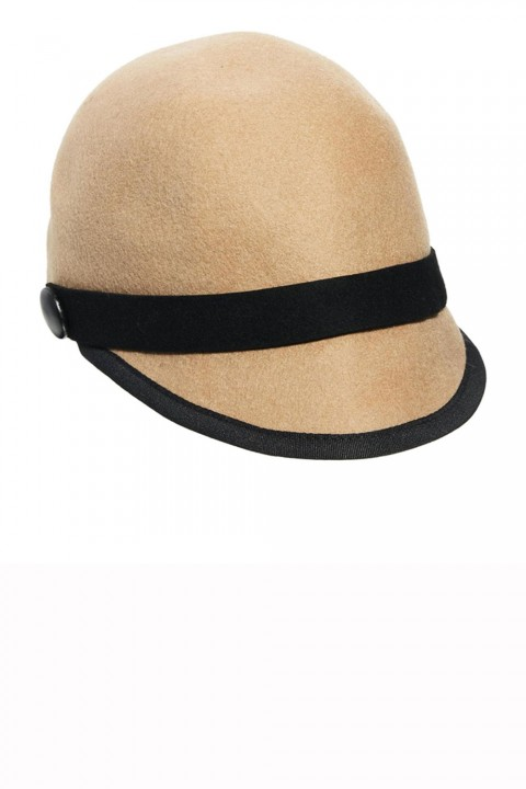 Warehouse camel riding hat