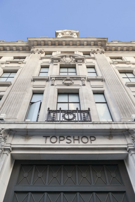 Topshop ban production of angora products