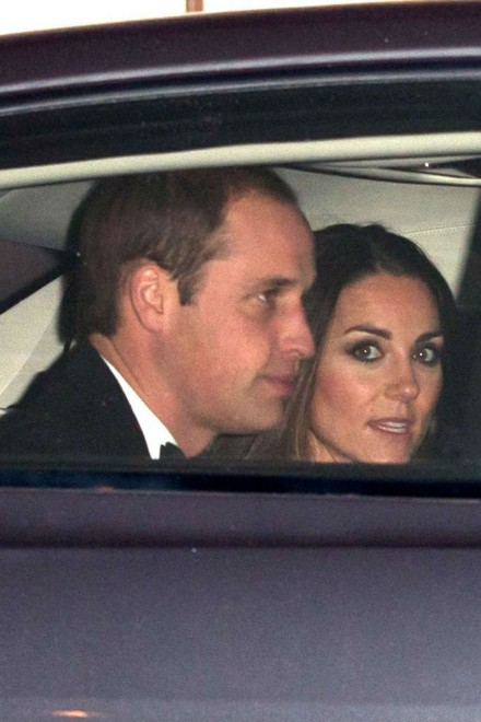 Kate Middleton and Prince William bag a new bullet-proof Bentley