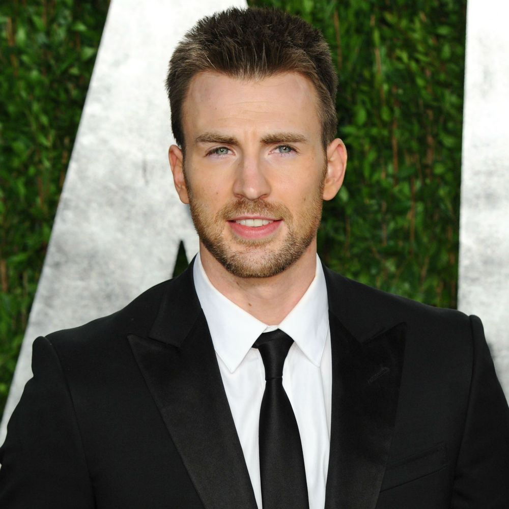 Gucci Heartthrob Chris Evans Tells Marie Claire The Real Way to.