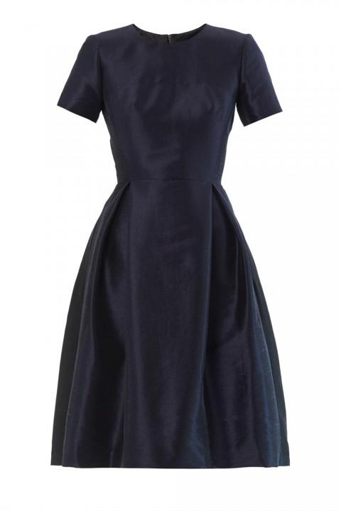 Lulu & Co Bicolour Dupion Dress