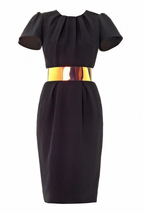 Roksanda Ilinicic Oriel Crepe Dress