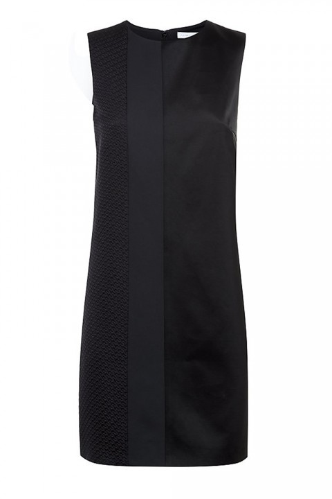 Victoria, Victoria Beckham Textured Shift Dress