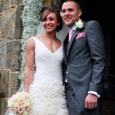 Jessica Ennis marries Andy Hill in July 2013