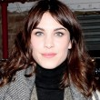 Alexa Chung at the Fancy That, Fancy This party