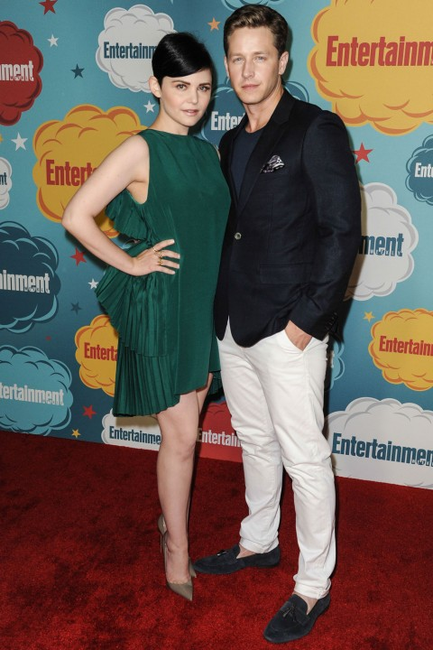 Ginnifer Goodwin And Josh Dallas pregnant