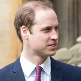 Prince William arrives for the first day of his course at Cambridge University
