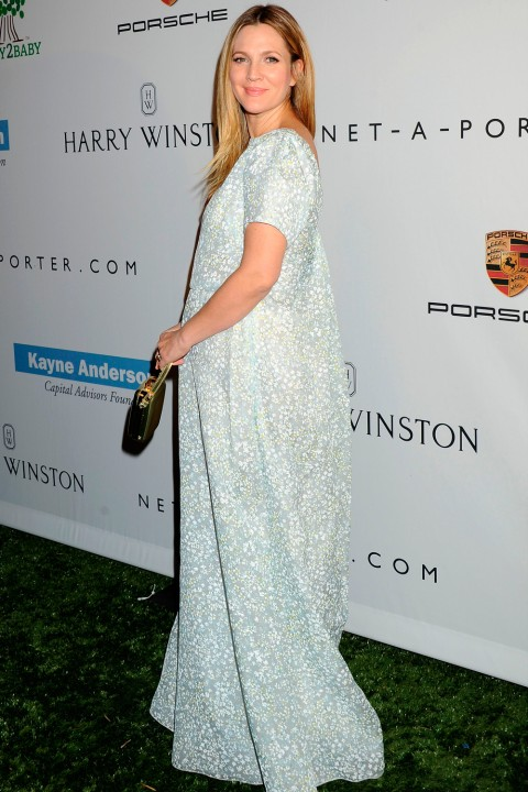Drew Barrymore at the Baby2Baby Gala In LA