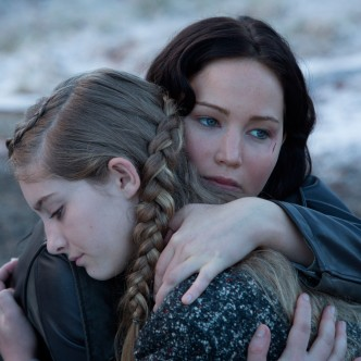 Jennifer Lawrence�in The Hunger Games: Catching Fire