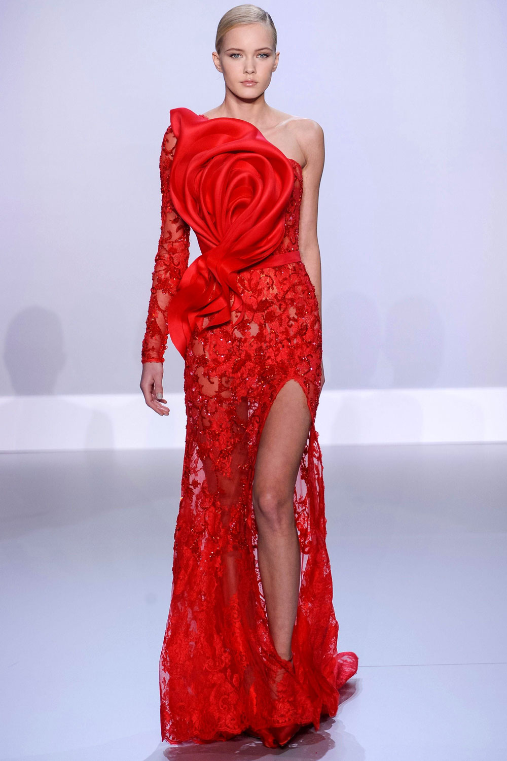 Paris haute couture fashion week spring summer 2014 for Haute couture fashion