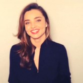 Miranda Kerr is unveiled as the new face of H&M