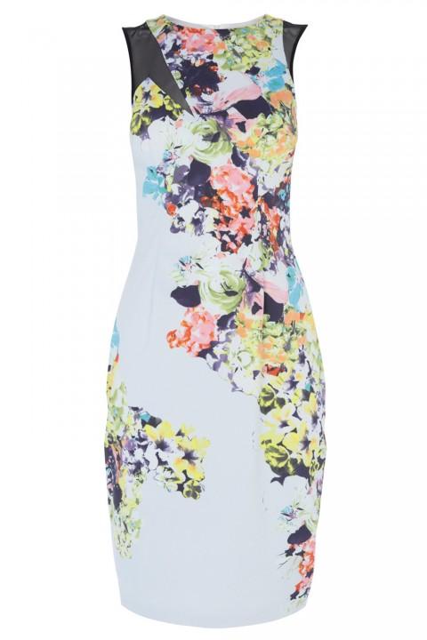 Karen Millen Signature Stretch Dress