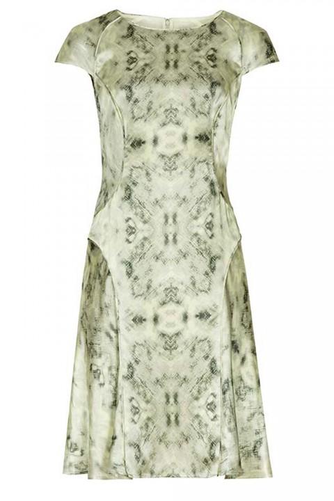 Reiss Skala Print Dress