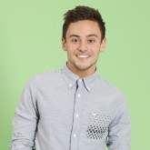 Tom Daley is the face of Adidas NEO label