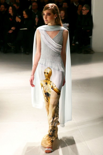 39;Star Wars' Dresses Bring the Force to NYC Fashion Show