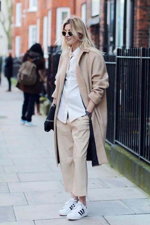Street Style At London Fashion Week AW14