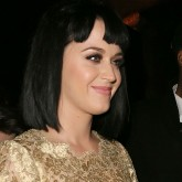 Katy Perry wore another 'engagement' ring at the Brit Awards after party.
