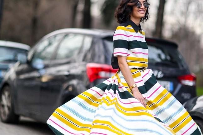 Street Style at Milan Fashion Week AW14