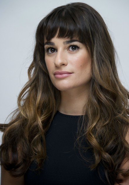 Lea Michele did a sexy photoshoot with Terry Richardson for V magazine.