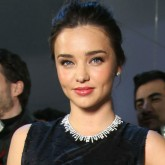 Miranda Kerr H&M Paris Fashion Week