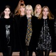 Saint Laurent AW14, Paris Fashion Week