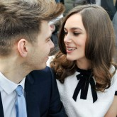 Keira Knightley James Righton Chanel show