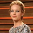 Jennifer Lawrence: Oscars after-party dress