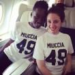 Lupita Nyong'o wears Prada T-shirt