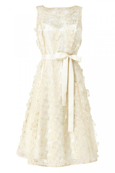 Phase Eight Lulu Flower Wedding Dress