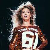 Beyonce Tom Ford jersey dress
