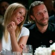 Gwyneth Paltrow and Chris Martin before they split
