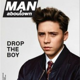 Brooklyn Beckham modelling debut, Man About Town magazine cover