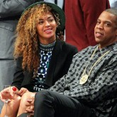Beyonce Jay Z basketball game