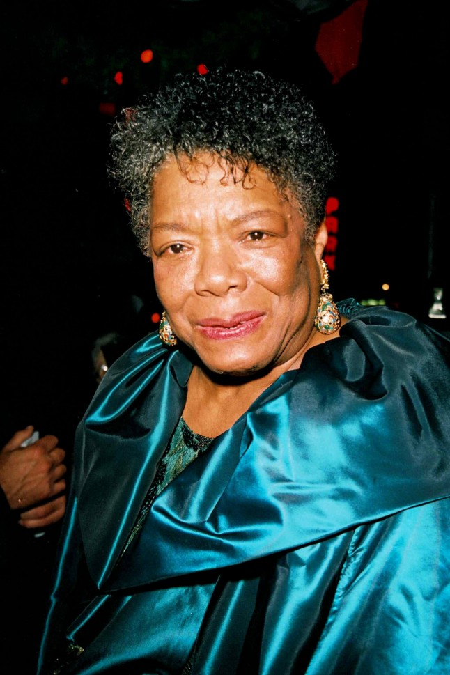 """where did maya angelou go to college Maya angelou's students: """"worst professor ever insults students maya angelou's students this is why i tend to be a bit more respectful toward college."""