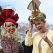 Ladies Day At The Aintree Races 2014