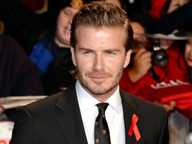 David Beckham clothing line
