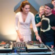 Kate Middleton and Prince William DJing