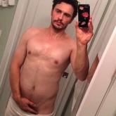 James Franco naked selfie