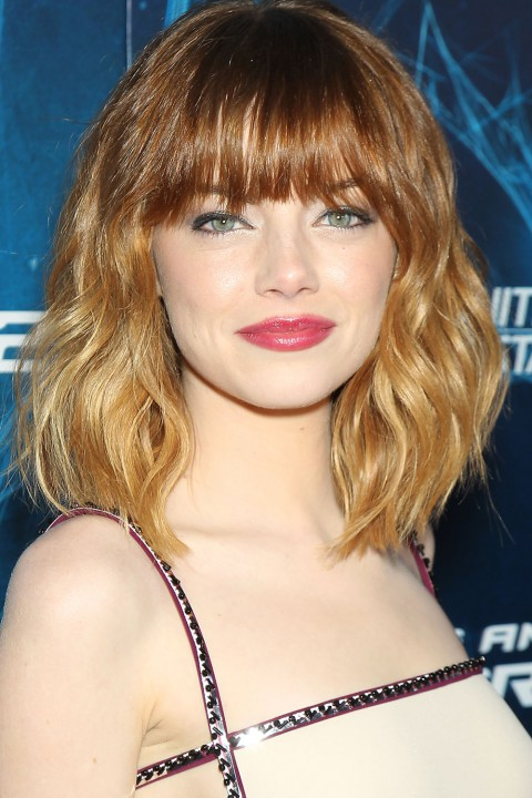 Hairstyles Dyed : Dip-dyed hairstyles are still a really big deal and this spring, the ...