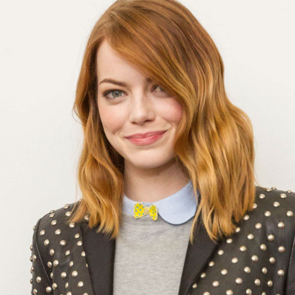 Celebrities - Emma Stone #1 Because she's a great actress ... Emma Stone