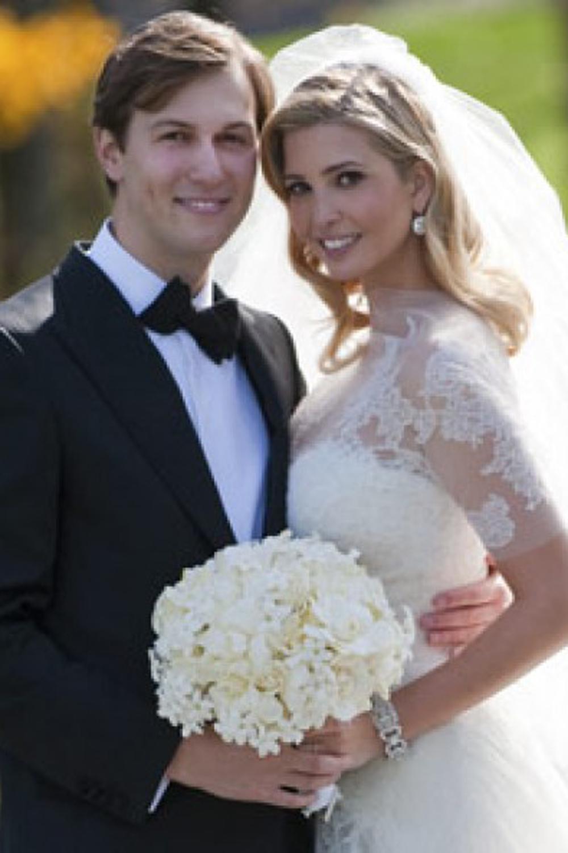 Wedding Hairstyles - Ivanka Trump Marries Jared Kushner - Page 28 ...