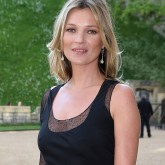 Kate Moss at Royal Marsden dinner