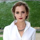 Emma Watson Ralph Lauren at Royal Marsden Dinner