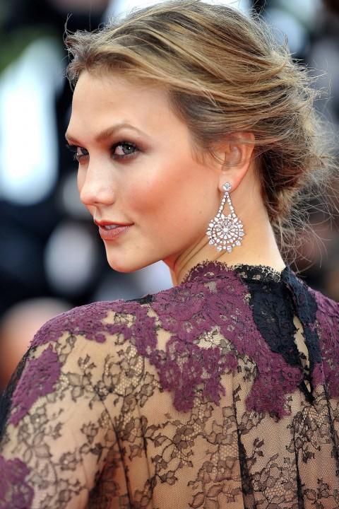 Karlie Kloss Cannes 2014
